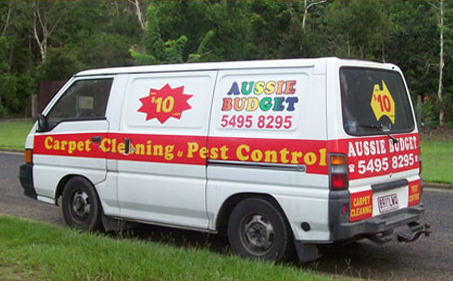 Carpet Cleaning And Pest Control On The Sunshine Coast